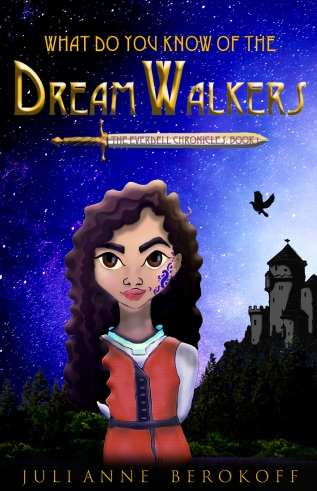 001What Do You Know Of The Dream Walkers- fantasy novel- middle grade - young adult literature