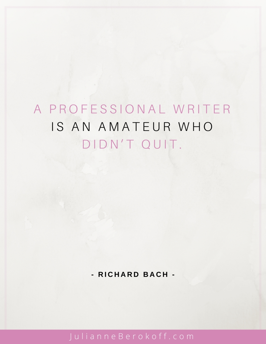 Richard Bach inspirational author quote