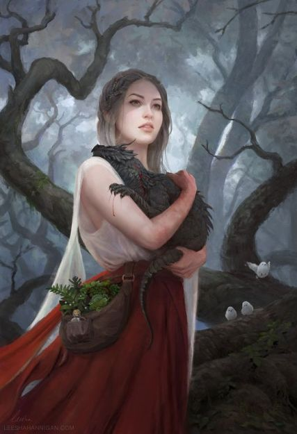Epic Fantasy Art for Your Descriptive Writing Inspiration, by Julianne Berokoff13