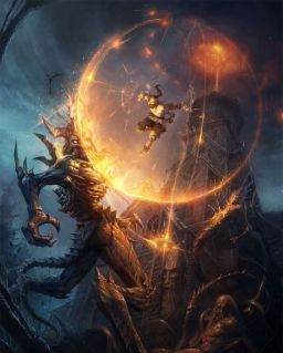 Epic Fantasy Art for Your Descriptive Writing Inspiration, by Julianne Berokoff24