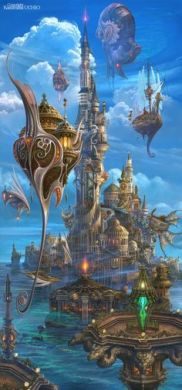 Epic Fantasy Art for Your Descriptive Writing Inspiration, by Julianne Berokoff45