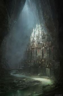 Epic Fantasy Art for Your Descriptive Writing Inspiration, by Julianne Berokoff49