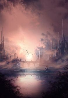 Epic Fantasy Art for Your Descriptive Writing Inspiration, by Julianne Berokoff52